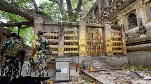 NIA  on Saturday arrested Mohd Irfan, a suspected IM activist in connection with the Bodh Gaya serial blasts case (AP)