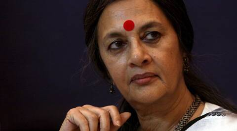 Brinda Karat said that Congress and BJP are two sides of the same coin. (Express Archive)