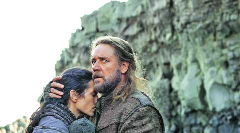 Crowe is very, very effective as the man who has borne the burden for a very long time, and the only one with the shoulders to do it.