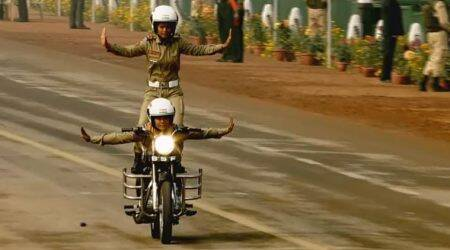 Republic Day parade: In a first, BSF puts women on 2 wheels