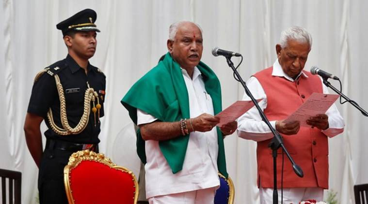 AsYeddyurappa faces SUPREME TEST, a recap from May 15 till date