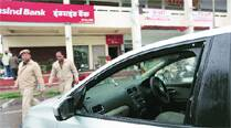 Youths smash window, steal Rs 8 lakh from car outsidebank