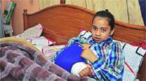 9-yr-old fractures arm in park, parents serve notice on MC