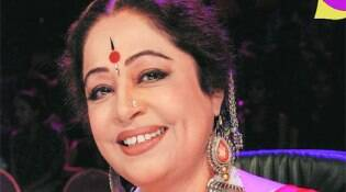 Kirron Kher is BJP candidate from city