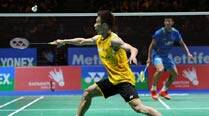 Chong Wei, Shixian claim All England titles