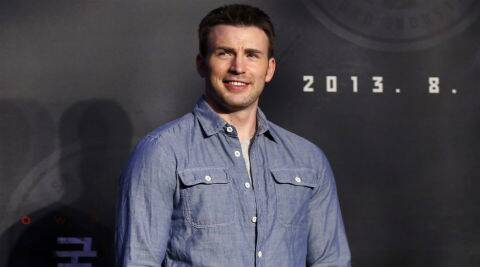 Chris Evans said he would rather spend his nights wrapped up on the sofa at home, than partying outside. (Reuters)