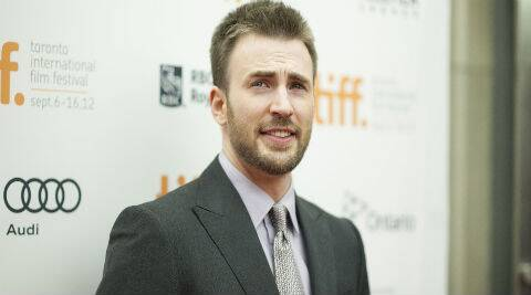 Chris Evans on the Marvel Vs DC faceoff:  It's not really fair. Superman would beat everyone really, wouldn't he? (AP Photo)