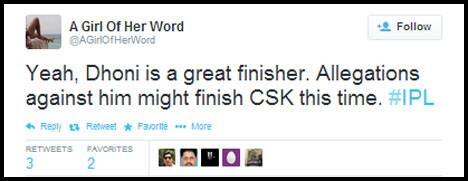CSK IPL 6