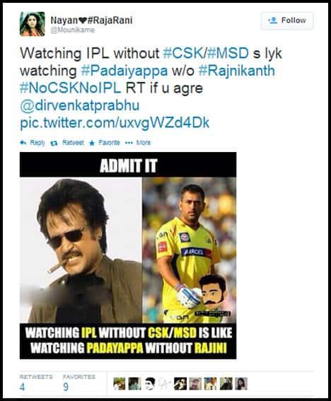 CSK IPL 7