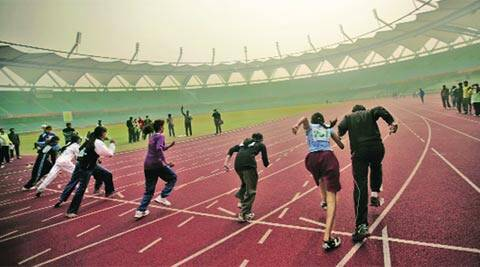 Fearing that coaches will be called away on polling duty, SAI's Thomson has requested the chief electoral officer to allow training to continue as per schedule (File)