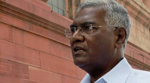 People should vote for the Left parties to save India and to ensure the welfare of the common man, said D Raja. (PTI)