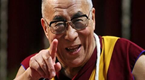 Tibetan spiritual leader Dalai Lama. (AP Photo)