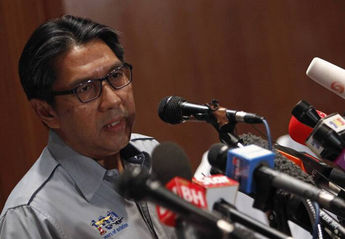 "Malaysia's civil aviation chief Azaharuddin Abdul Rahman said his country had expanded its area of operation to the west coast of peninsular Malaysia, on the other side of the country from where the plane disappeared. ""This is standard procedure. If we can't find it here, we go to other places,'' he said. (Reuters)"