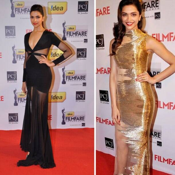 Deepika Padukone's style file: Bollywood's Leela tops the fashion game