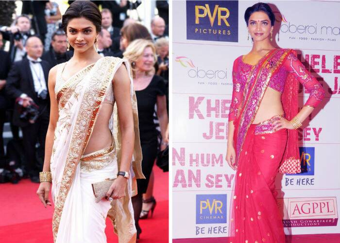 Style File: Deepika Padukone tops the fashion game