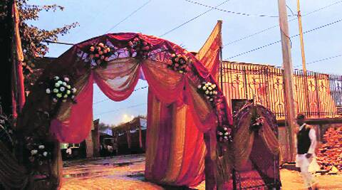 DDA has 351 marriage venues in the capital.ARCHIVE