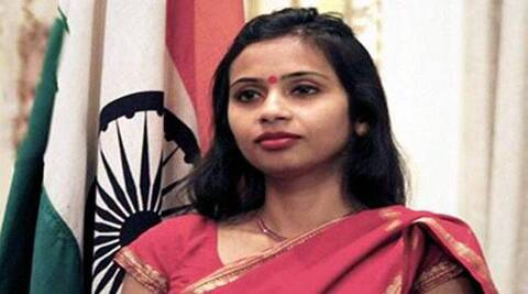 Devyani Khobragade, Devyani Khobragade case, diplomat Devyani Khobragade, Devyani Khobragade arrest, Devyani Khobragade body-search, Devyani Khobragade marshal law