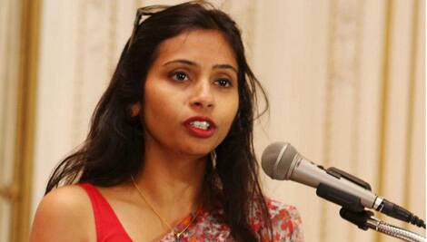 Indian diplomat Devyani Khobragade (Reuters)