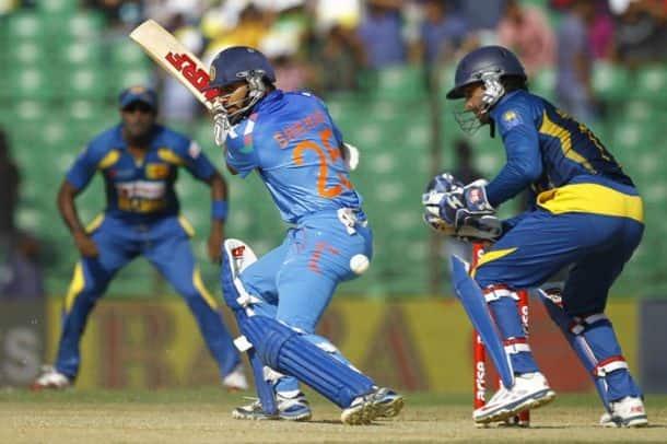 Asia Cup 2014: Kumar Sangakkara anchors Sri Lanka to tense win