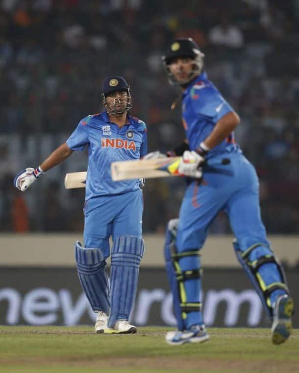 ICC World Twenty20: Yuvraj Singh roars back to form