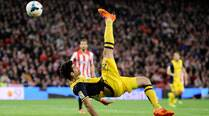 Atletico Madrid complete comeback win; Real Madrid, Barcelona keeppace