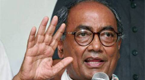 Congress General Secretary Digvijay Singh. (PTI)