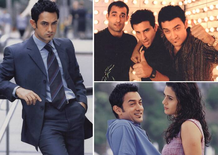 Next came 'Dil Chahta Hai', which starred Aamir, Saif Ali Khan and Akshaye Khanna with Preity Zinta. Written and directed by Farhan Akhtar, the film introduced a new-age cinema in Bollywood and was a huge success.