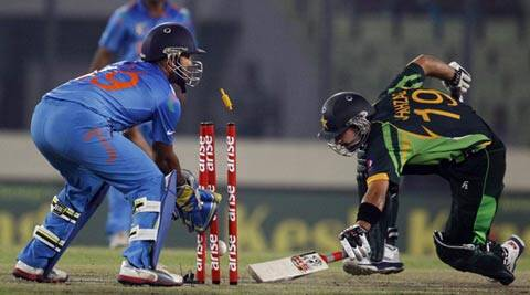 Dinesh Karthik has gone into the Asia Cup without many games under his belt (AP)