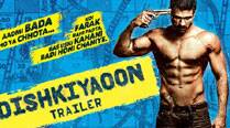 Tongue-in-cheek review: 'Dishkiyaoon' is the best film Harman Baweja has ever done