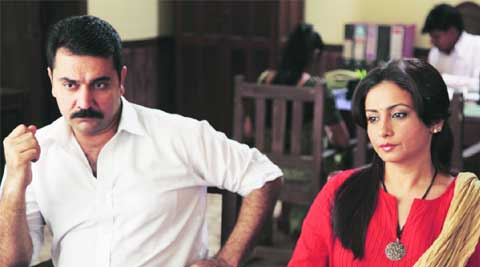 Divya Dutta with Gireesh Sahdev