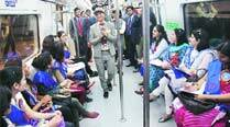 'Know your Metro' campaign begins