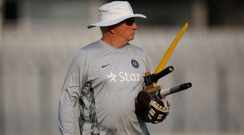 Duncan Fletcher was told not to worry about his future with the Indian team (AP)