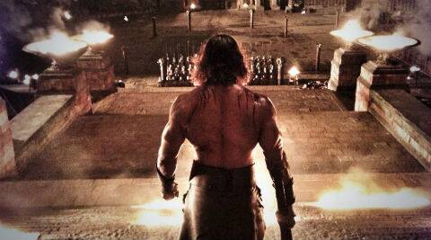 First Look of 'Hercules: The Thracian Wars' unveiled ...  First Look of �...