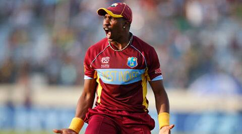 Dwayne Bravo says he has spoken to Australians Brad Haddin and David Warner after the match (AP)
