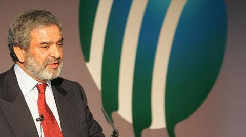 Former ICC president Ehsan Mani has questioned the position of N Srinivasan as ICC's chairman-designate. (Reuters)