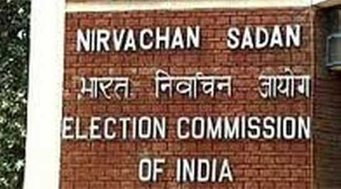 There are no records or data maintained with the Election Commission on the status of cases of violation of model code of conduct filed before it.