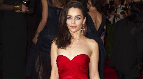 Emilia Clarke: I have not been allowed to eat anything that might taste at all good. (Reuters)