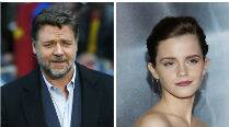Russell Crowe, Emma Watson take dance lessonstogether