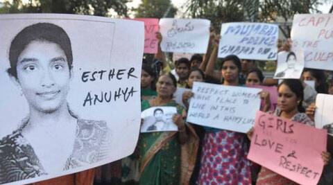 Suspect Chandrabhan Sanap's sister had alerted the police to the possibility that her brother could be involved in Esther Anuhya's murder case. (PTI)