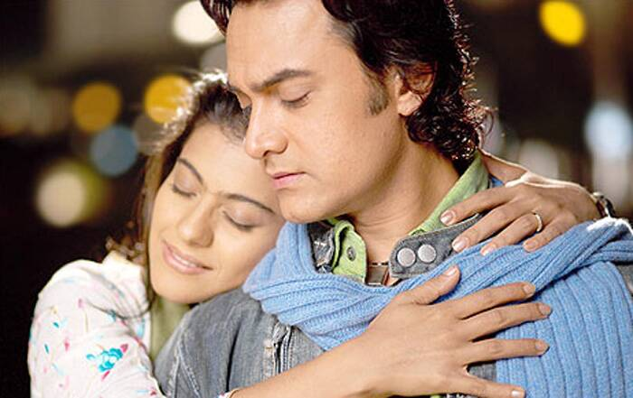 That same year, Aamir Khan worked with Kunal Kohli in 'Fanaa'. Aamir Khan was paried with the equally talented Kajol and it was the first time that the actor played full fledged negative role. It opened well and went on to become one of the highest grossing films of the year.