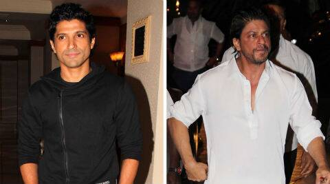 Farhan will still be involved in the film as a producer, since 'Raees' will be produced by Excel Entertainment.