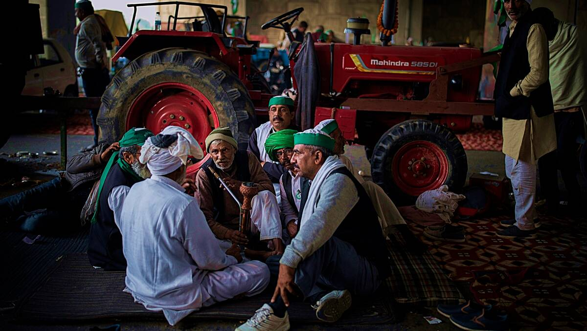 Farmers protest, Farm laws, Farmeres protests latest news, express ground report, farmers ground report, farmer centre talks, farmer govt talks, hunger strike, relay hunger strike, farmers news, farmers protest reason, farmers bill 2020,