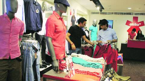 During Summer Spring Festival by Celio at Silver Arc Mall in Ludhiana on Thursday