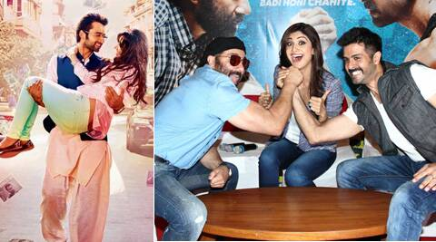 While 'Youngistaan' is a political drama, 'O Teri' is a satire and 'Dishkiyaoon' an out-and-out gangster masala flick.