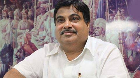 BJP leader Nitin Gadkari came under fire from party members after he met with MNS chief Raj Thackerey. (Indian Express)