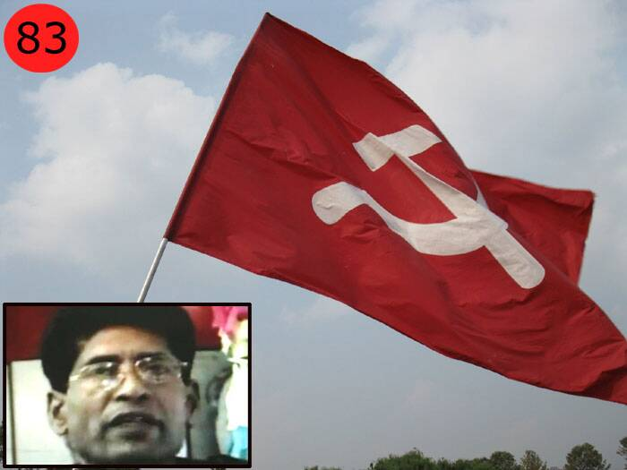 "<b>Ganapathy</b> (64),  general secretary, CPI (M)<br /> <b>WHY </b>: Despite setbacks in some areas and the killing of some top Maoist leaders in encounters, the banned CPI(Maoist), led by Muppala Lakshman Rao alias Ganapathy, still controls vast areas across Chhattisgarh, Orissa, Jharkhand and Bihar. He represents what Prime Minister Manmohan Singh termed as the ""greatest internal security challenge""."