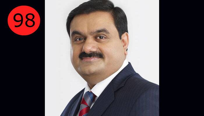 <b>Gautam Adani</b> (51), Chairman, Adani Group<br /> <b>WHY</b>: The net assets of the Adani Group in 2012-13 were over $18 billion. Its consolidated income for the first nine months of the current fiscal increased by 11 per cent to Rs 38,896 crore. The company's total commissioned capacity is 7,920 MW, making it India's largest private thermal power producer.