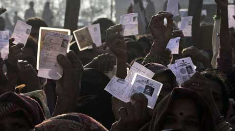 An estimated 81.4 crore voters will be eligible to vote in the coming Lok Sabha elections.