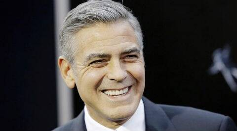 There were reports that George Clooney was in London by the side of his new girlfriend Amal Alamuddin. (Reuters)
