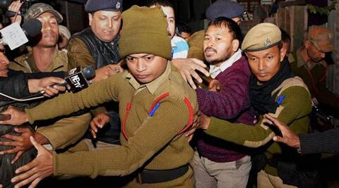 Gogoi and five others were remanded to police custody for four days by the chief judicial magistrate here. (PTI)